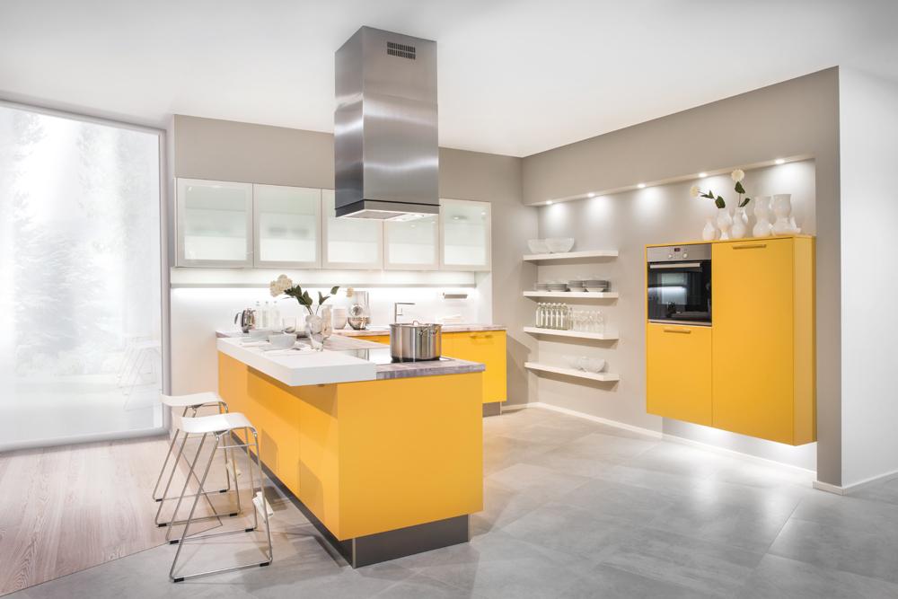 Cocinas Nolte diseño y funcionalidad Sevilla