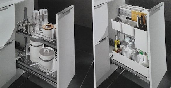 Espacio en orden, cocinas de diseño
