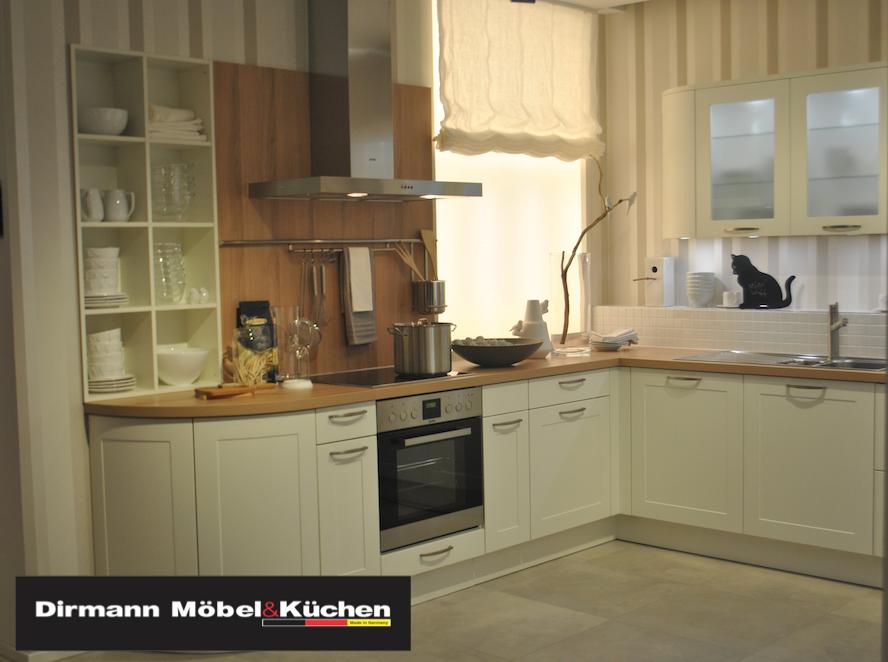 Dirmann m bel k chen cocina rustica moderna sevilla for Cocina rustica moderna