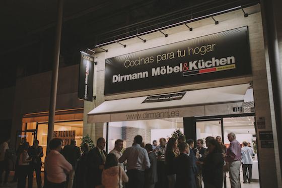 Inauguración Cocinas Dirmann Parque Aljarafe