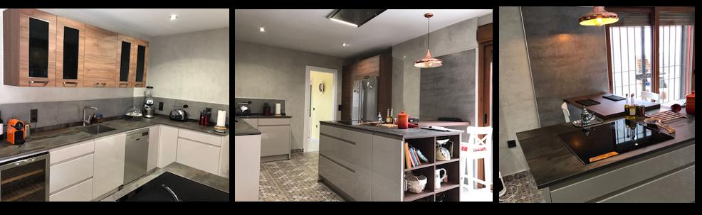 cocina casa sevilla nolte
