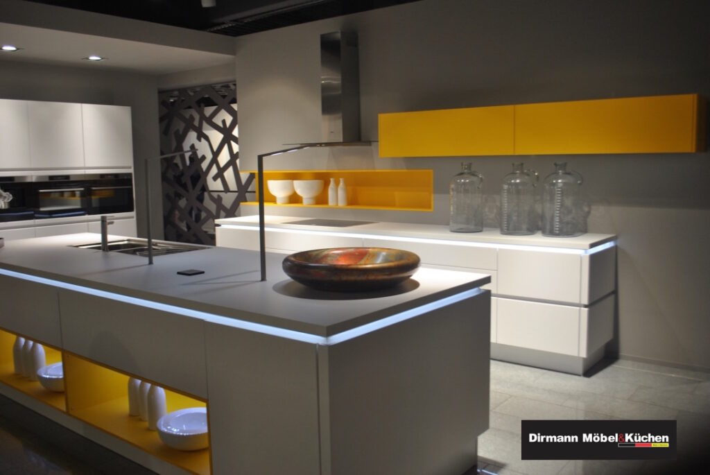 Cocina estilo industrial Dirmann