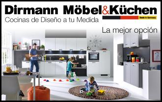 ¡Las mejores cocinas de diseño de Andalucía!