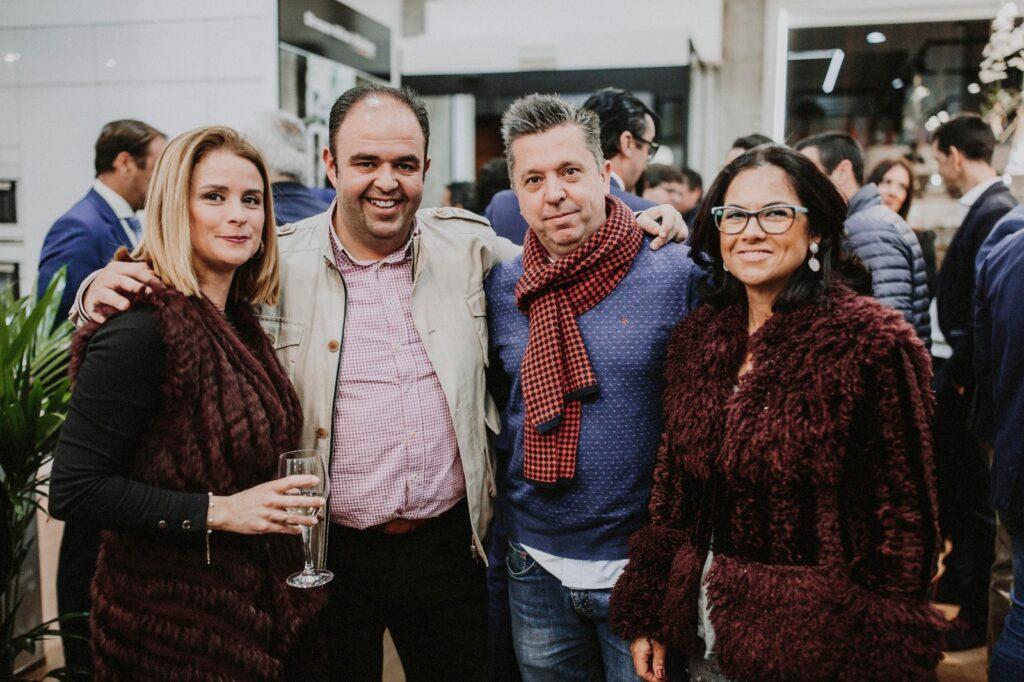 Inauguración de cocinas de diseño Sevilla