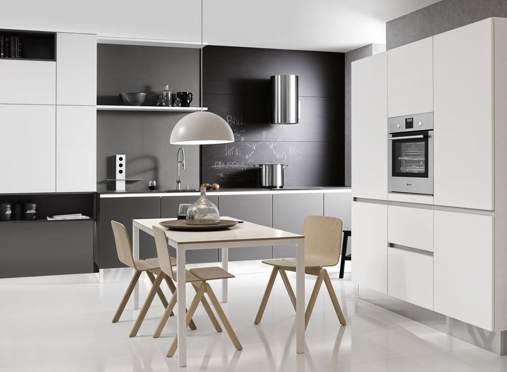 cocinas de diseño Nolte by Dirmann