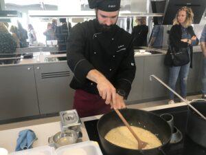 Elica Chef Ricardo Manieri
