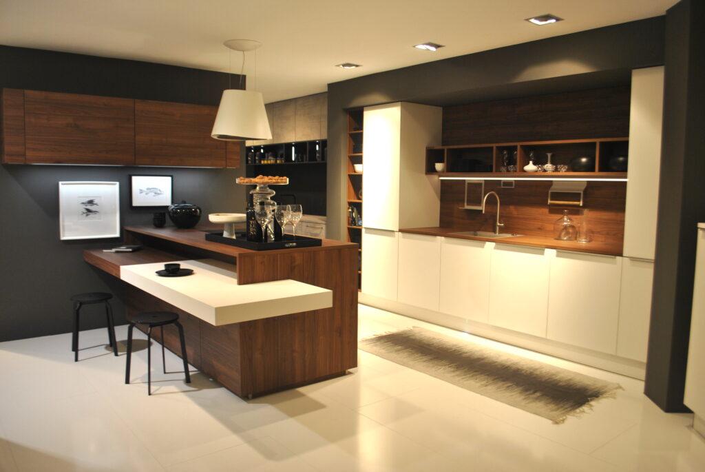 último diseño de cocina