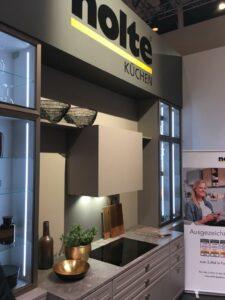cocina de diseño Nolte