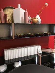 cocina roja Nolte