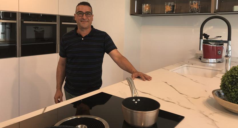 Reapertura en cocinas Virgen de Luján: somos más vanguardistas